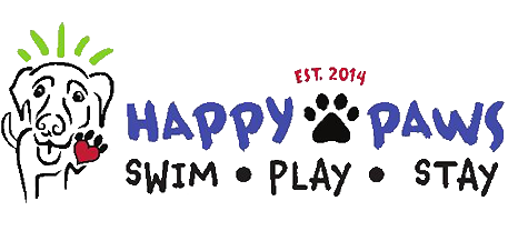 Happy Paws Grooming & Daycare's Logo